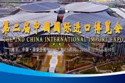 第二届中国国际进博会