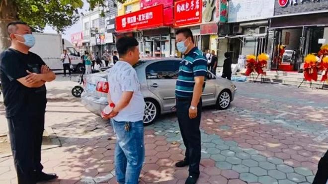 """我市集中整治大学校园周边""""一日游""""乱象"""